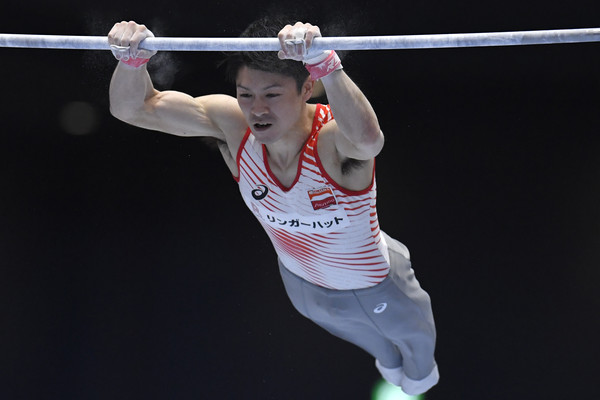 Kohei+Uchimura+Japan+National+Gymnastics+Apparatus+baTzA9XOTril