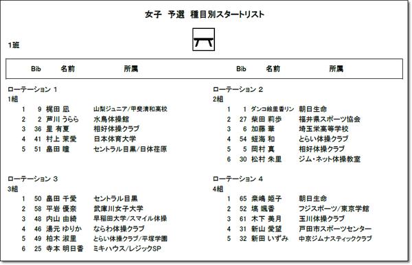 ▼⑨予選9