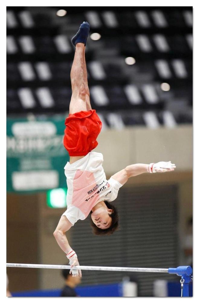 2188】【公式練習】2020.9.19 「第53回 全日本シニア体操競技選手権 ...