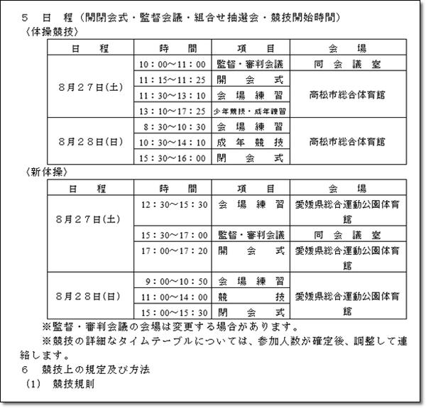 四国ブロック要項2