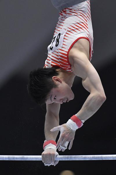 Kohei+Uchimura+Japan+National+Gymnastics+Apparatus+xI6bnQibXhxl