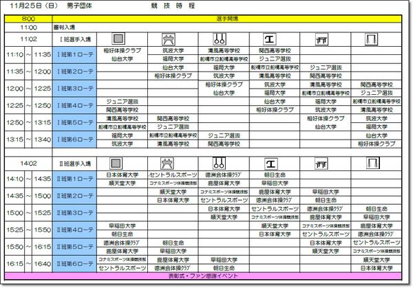 ●③2018団体選手権抽選2