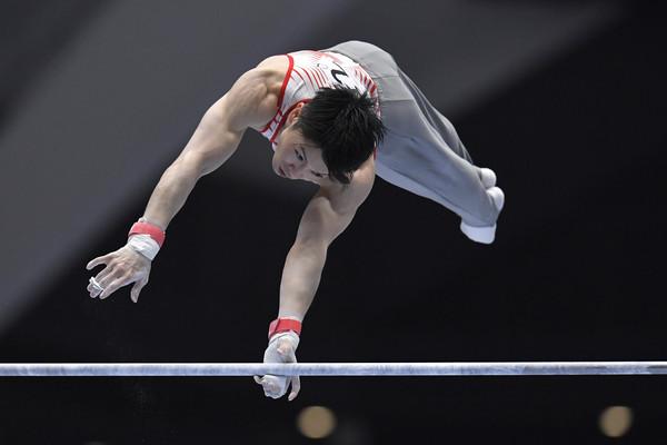 Kohei+Uchimura+Japan+National+Gymnastics+Apparatus+PFNCbXzKHVFl
