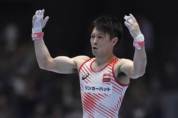 Kohei+Uchimura+Japan+National+Gymnastics+Apparatus+4QY8w85uEIpl