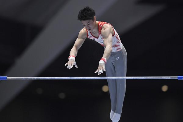 Kohei+Uchimura+Japan+National+Gymnastics+Apparatus+ta4n21NoQ-Wl