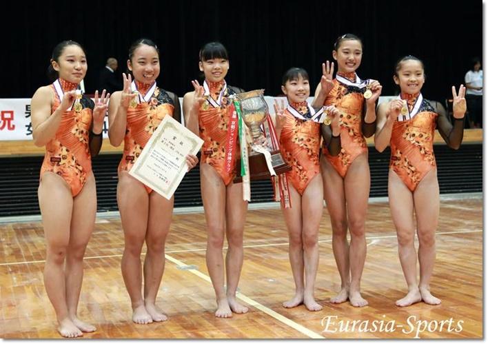 ジュニア 新 体操 全日本