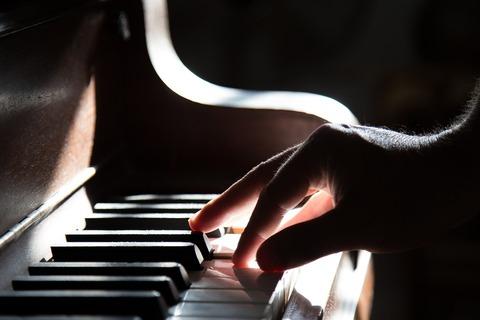 ブログ ピアノ練習