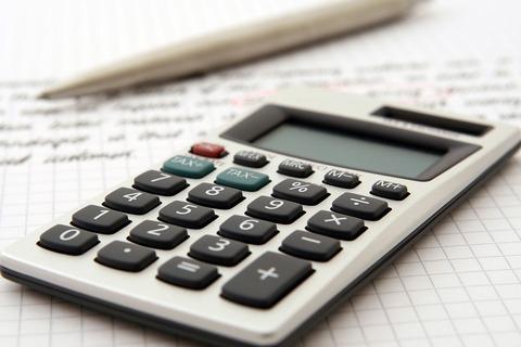 ブログ 数学 電卓