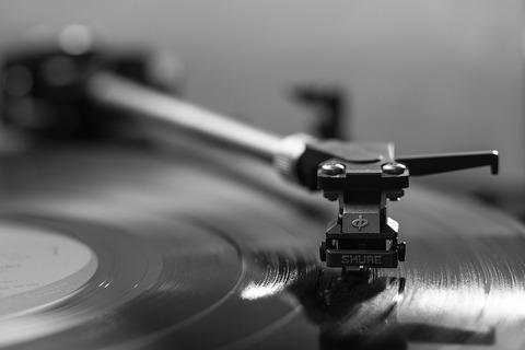ブログ CD レコード