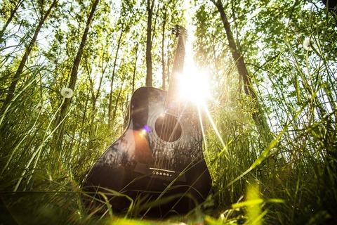 まぶしい ギター