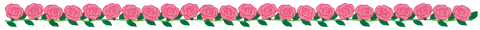 line_valentine_rose
