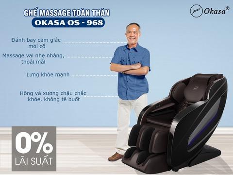 Top 3 ghế massage cho người già đáng mua