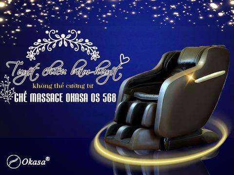 Ghế massage phù hợp với những độ tuổi nào