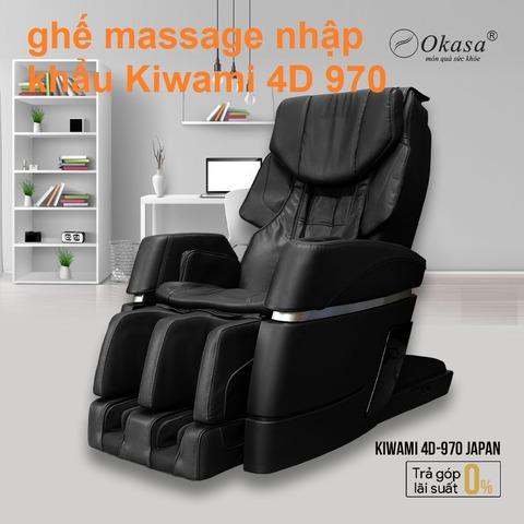 Tại sao lại nên có 1 chiếc ghế massage trong nhà nếu bạn có tiền