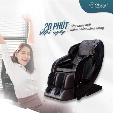 Mẫu ghế massage nào đáng mua năm 2020
