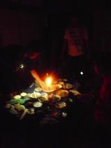 闇夜の食卓