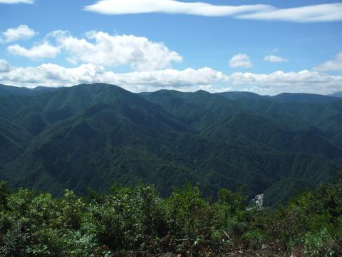 ★春日山からの眺望
