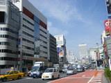 新宿の様子