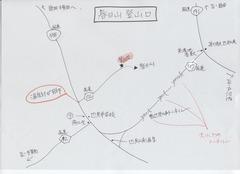 春日山地図