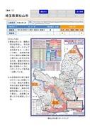 洪水ハザードマップ事例集(2019年7月)