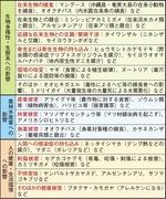 外来種の影響(五箇)