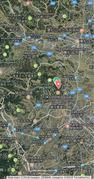 児沢ブルーベリー園広域地図