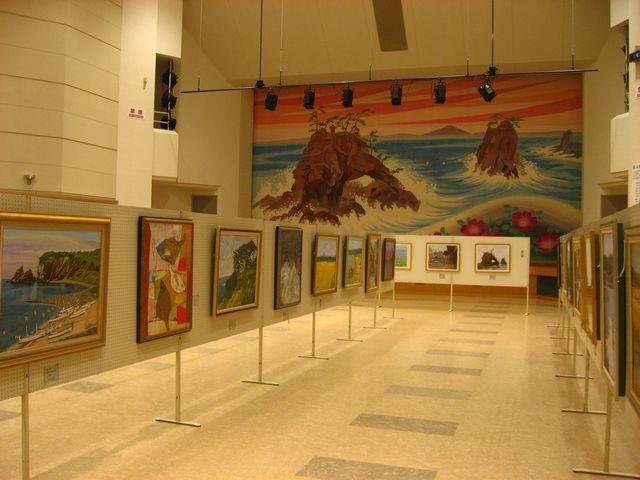 「志賀町を描く美術展」開催中です。:富来の風景~能登の風景 ...
