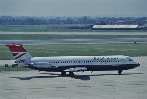 G-AVMRロンドンヒースロー1976SEP_R
