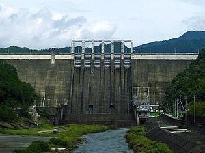 300px-Sameura_Dam