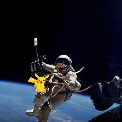 pikachu-space