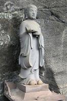 千葉・鋸山の日本寺、聖徳太子の石像壊れる…20代男女が走って逃げ去る?