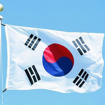 南韓国旗3x5ft大ポリエステル韓国国旗やバナー家の装飾