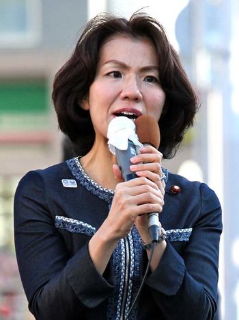 【豊田真由子】モーゼと化し、街頭演説で人波が左右に割れる・・・