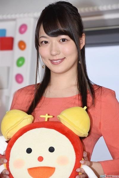 【フジテレビ】めざましテレビのお天気キャスター(20)、フジ社員と合鍵交際