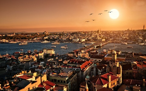World-イスタンブール、トルコ