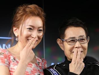 【加藤茶の不摂生が原因で…】妻・綾菜さん「私が叩かれる。『毒盛った』とか」