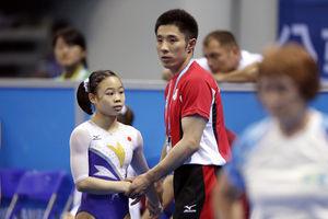 宮川紗江速見コーチ