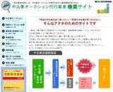 中古車オークション代行業者検索サイト