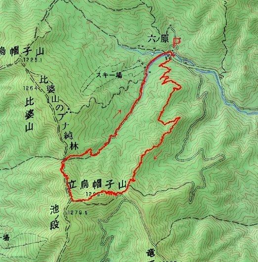 190728池ノ段~越原~六原