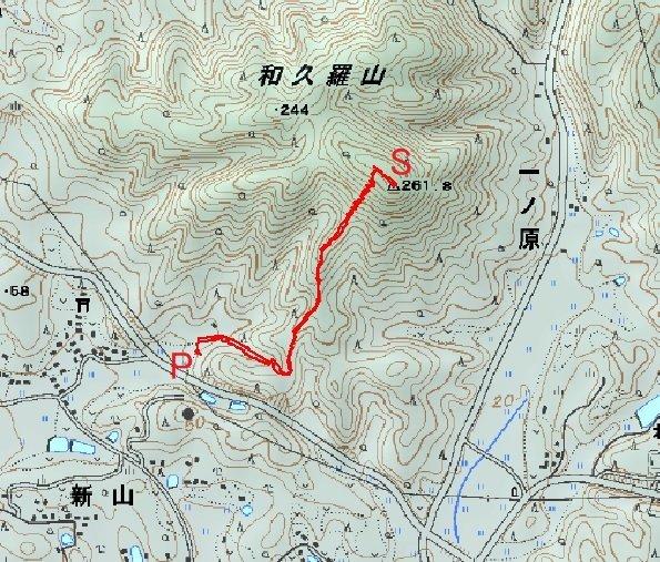 190707和久羅山