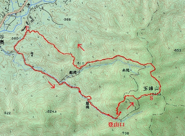 191117玉峰山