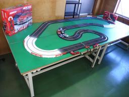 スロットカーのコース