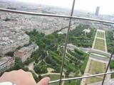 パリ、エッフェル塔4