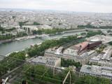 パリ、エッフェル塔6