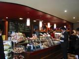 ロンドンのカフェ