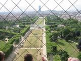 パリ、エッフェル塔3