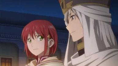 赤髪の白雪姫 第12話【最終回】を見たみんなの反応ww【感想まとめ】