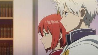 赤髪の白雪姫(2期) 第13話を見たみんなの反応ww【感想まとめ】