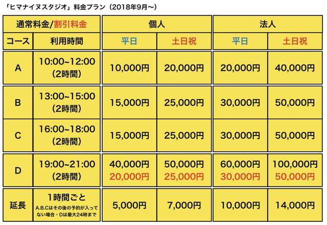 ヒマスタ料金表201809-ver2