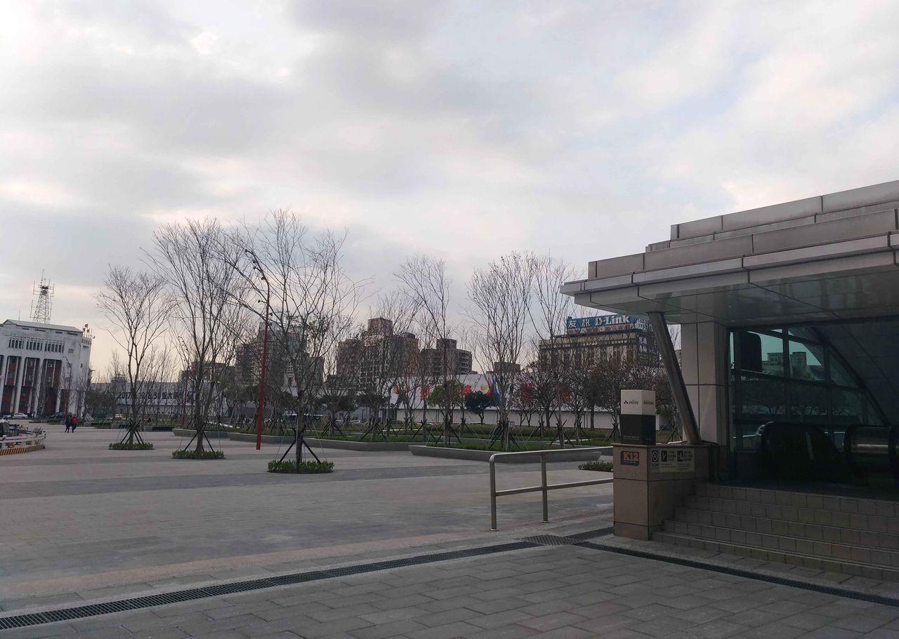 台北行旅広場